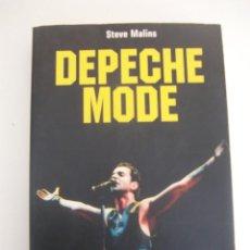 Catálogos de Música: LIBRO DEPECHE MODE / STEVE MALINS / ROBINBOOK. Lote 117936347