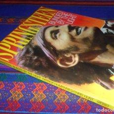 Catálogos de Música: BRUCE SPRINGSTEEN BLINDED BY THE LIGHT. 1ª EDICIÓN 1985. BIOGRAFÍA EN INGLÉS. PLEXUS LONDON.. Lote 119956843