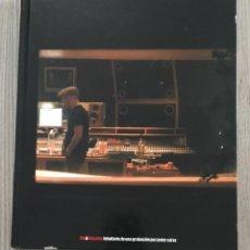 Catálogos de Música: FITO Y FITIPALDIS - FOTODIARIO DE UNA GRABACIÓN POR JAVIER SALAS. Lote 119983603