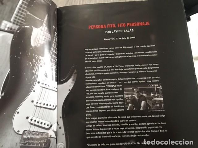 Catálogos de Música: FITO Y FITIPALDIS - FOTODIARIO DE UNA GRABACIÓN POR JAVIER SALAS - Foto 3 - 119983603
