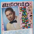 Catálogos de Música: REVISTA CANCIONERO ANTONIO MACHIN , ANTIGUO , ORIGINAL. Lote 121891387