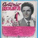 Catálogos de Música: REVISTA CANCIONERO ANTONIO MOLINA , ANTIGUO , ORIGINAL. Lote 121892411