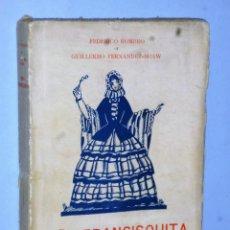 Catálogos de Música: DOÑA FRANCISQUITA, COMEDIA LÍRICA CON MÚSICA DE AMADEO VIVES. . Lote 122199035