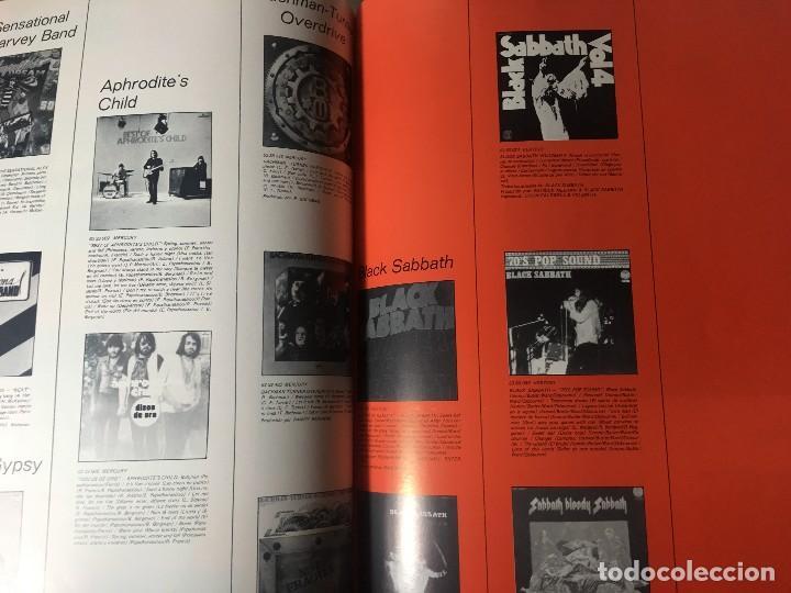 Catálogos de Música: RA4 ANTIGUO DISCO DISCOS CATALOGO GENERAL CATALOGO FONOGRAM ORIGINAL AÑOS 70, 66 PAGINAS - Foto 7 - 122843767