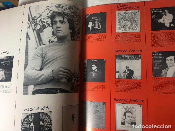 Catálogos de Música: RA4 ANTIGUO DISCO DISCOS CATALOGO GENERAL CATALOGO FONOGRAM ORIGINAL AÑOS 70, 66 PAGINAS - Foto 9 - 122843767