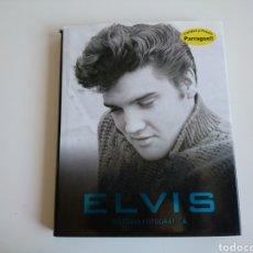 Catálogos de Música: LIBRO ELVIS PRESLEY HISTORIA FOTOGRAFICA. Lote 125203028