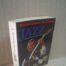 Catálogos de Música - BIELEFELDER KATALOG JAZZ 1997 - CD-SHALLPLATTEN-MUSICASSETTEN (IDIOMA ALEMÁN) - 125886611