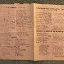 Catálogos de Música: LOS ÚLTIMOS ÉXITOS DE LA CANCIÓN. HOJA SUELTA, (3) CON BOLEROS, TANGOS Y PASADOBLES... (H.1930?). Lote 126731927