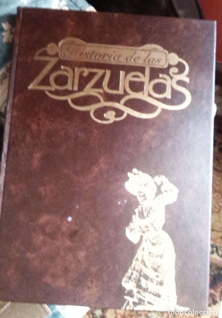 HISTORIA DE LAS ZARZUELAS-TOMO 1 (RTVE) (Música - Catálogos de Música, Libros y Cancioneros)