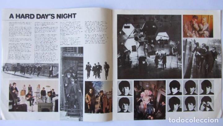 Catálogos de Música: The Beatles Souvenir Program, 1982. EMI-Odeon. - Foto 2 - 128487767