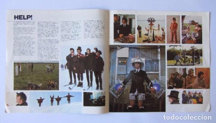 Catálogos de Música: The Beatles Souvenir Program, 1982. EMI-Odeon. - Foto 3 - 128487767