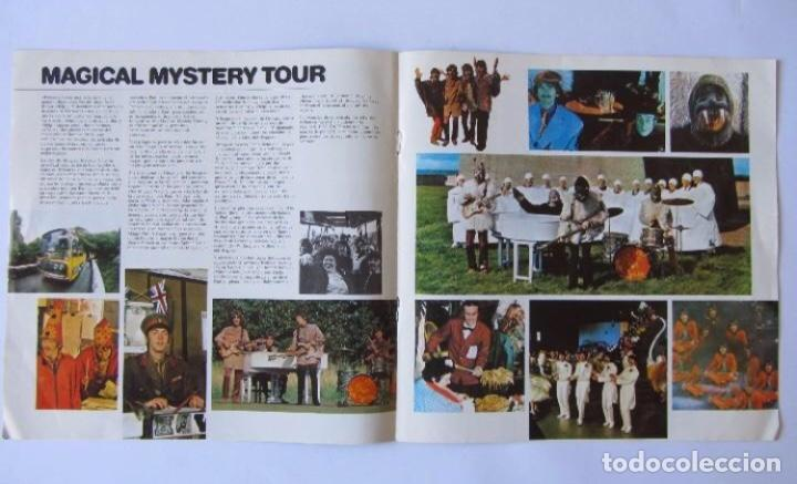 Catálogos de Música: The Beatles Souvenir Program, 1982. EMI-Odeon. - Foto 4 - 128487767