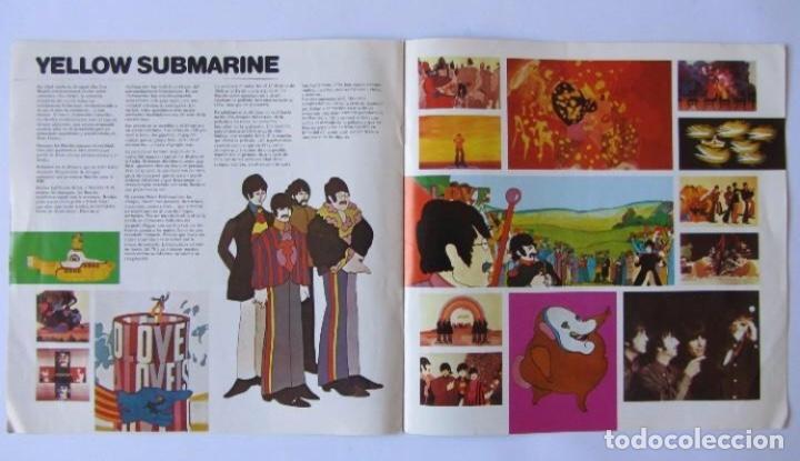 Catálogos de Música: The Beatles Souvenir Program, 1982. EMI-Odeon. - Foto 5 - 128487767