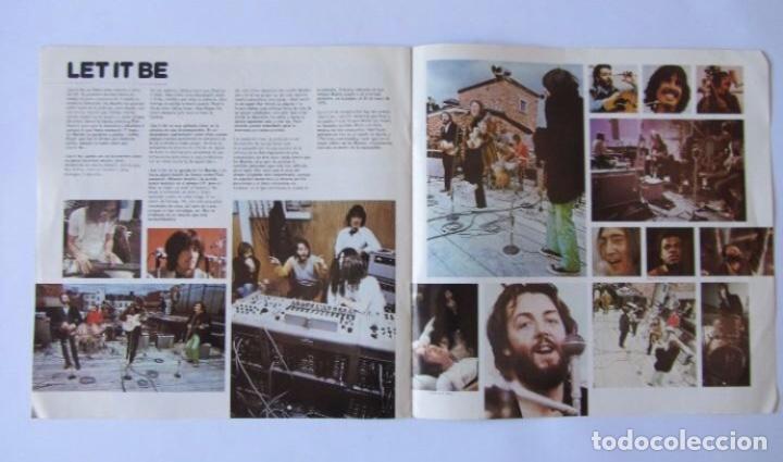 Catálogos de Música: The Beatles Souvenir Program, 1982. EMI-Odeon. - Foto 6 - 128487767