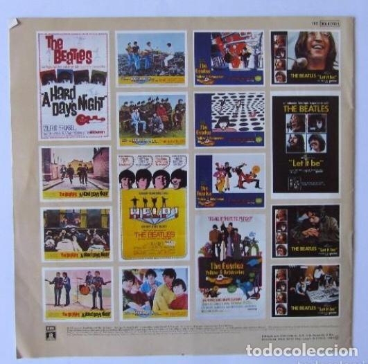 Catálogos de Música: The Beatles Souvenir Program, 1982. EMI-Odeon. - Foto 7 - 128487767