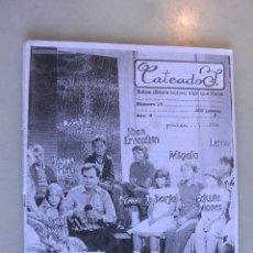 Catálogos de Música: FANZINE CATEADOS. Nº 18. GRANOLLERS. Lote 128920367