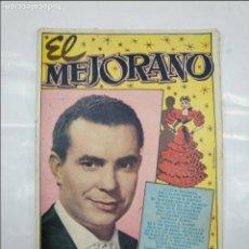 Catálogos de Música: EL MEJORANO. CANCIONERO. 1962. TDKP13. Lote 128978831