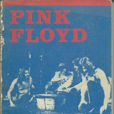 Catálogos de Música: PINK FLOYD (JUCAR 1ª ED.1974). Lote 129107019