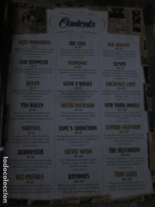 Catálogos de Música: GODS OF ROCK - UNCUT NME MAGAZINE - REVISTA EN INGLES - OZZY,QUEEN,RAMONES,NIRVANA,ROLLINGS,ETC. - Foto 2 - 130977200