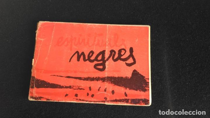 ESPIRITUALS NEGRES - VOL 2 - 1974 (Música - Catálogos de Música, Libros y Cancioneros)