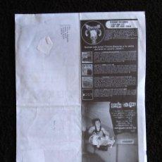 Catálogos de Música - THRONE RECORDS - CATÁLOGO Nº 5 - JUN-JUL-AGO 2004 - 131528882