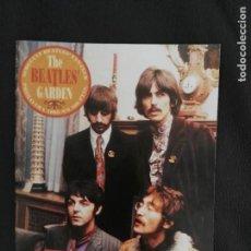 Catálogos de Música: FANZINE CLUB DE FANS ESPAÑA BEATLES GARDEN N, ° 9. Lote 132206234