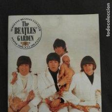Catálogos de Música: FANZINE CLUB DE FANS ESPAÑA BEATLES GARDEN N, ° 15. Lote 132218842