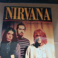 Catálogos de Música: NIRVANA COLECCIÓN IMÁGENES DEL ROCK TODAS SUS MEJORES FOTOS TE HISTORIA. Lote 132728018