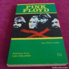 Catálogos de Música: PINK FLOYD - LIBRO EDICIONES JUCAR - LOS JUGLARES. Lote 132788850