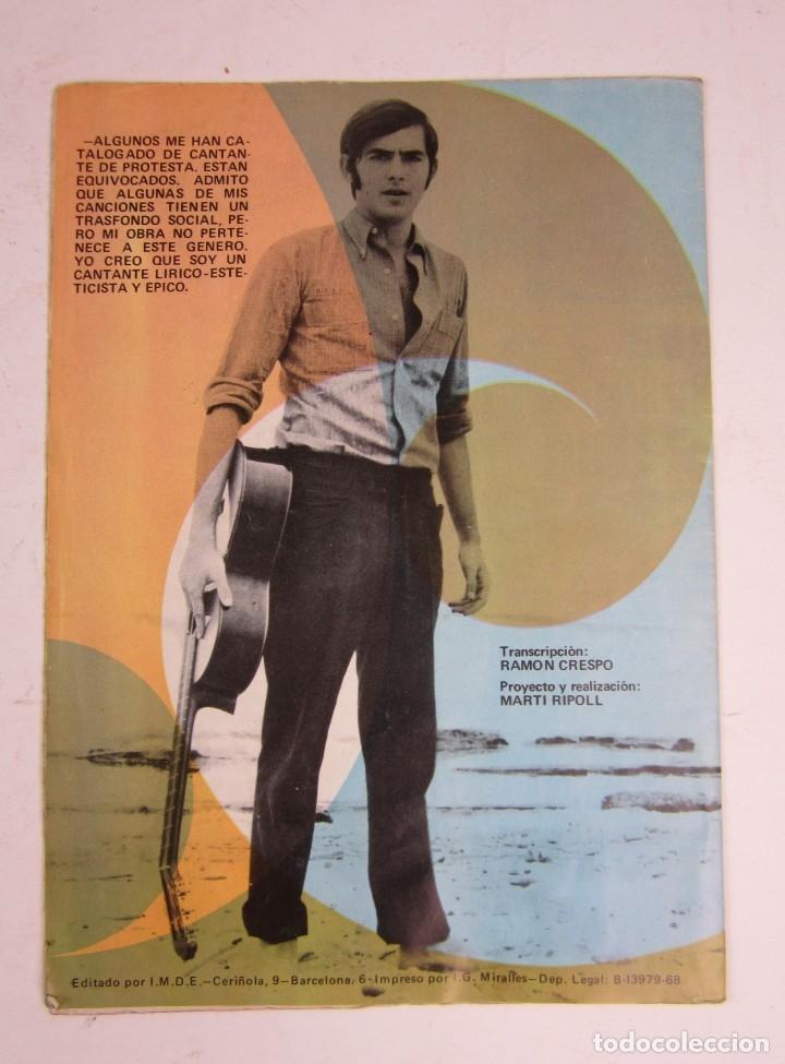 Catálogos de Música: Foto posters Joan Manuel Serrat, 1960S. VER FOTOS - Foto 3 - 133303462