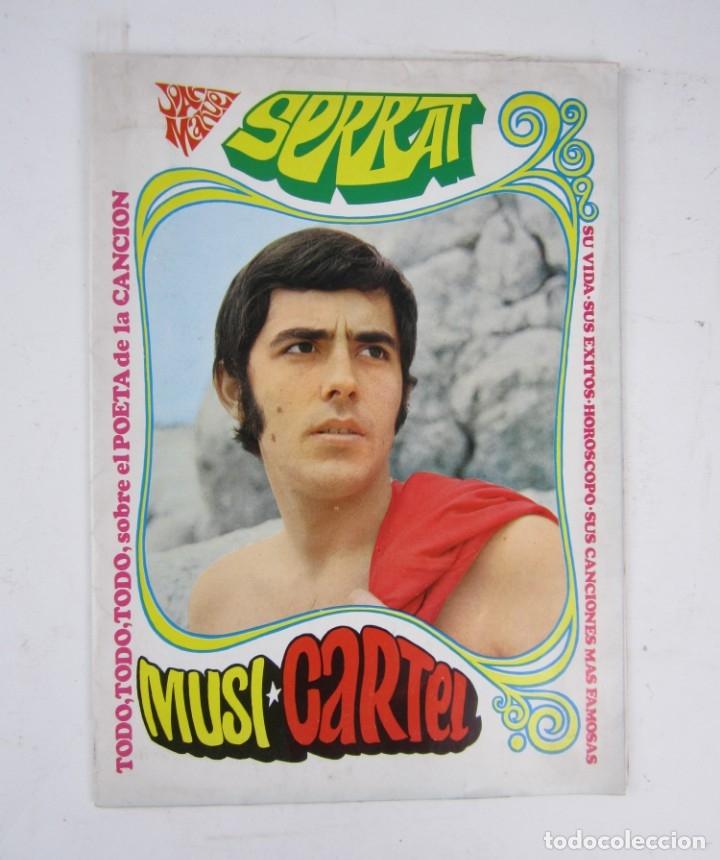 Catálogos de Música: Foto posters Joan Manuel Serrat, 1960S. VER FOTOS - Foto 6 - 133303462