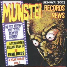 Catálogos de Música - MUNSTER RECORDS NEWS - 133406386