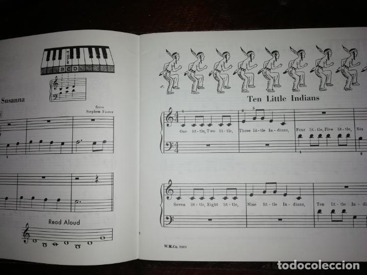 Catálogos de Música: John Thompson´s Easiest Piano Course part two - libreto - (Inglés) tamaño DIN A4 aprox - Foto 3 - 134041610