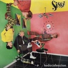 Catálogos de Música: SISSI JOE BORSANI - SISSI - LP DE VINILO DE LA MOVIDA MADRILEÑA - COMPLETO. Lote 136395474