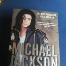 Catálogos de Música: MICHAEL JACKSON THE MAGIC, THE MADNESS, THE WHOLE STORY. J. RANDY TARABORRELLY. EN INGLÉS. Lote 136714502