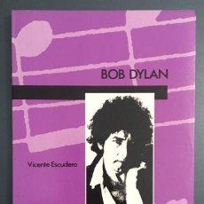Catálogos de Música: BOB DYLAN. Lote 139227078