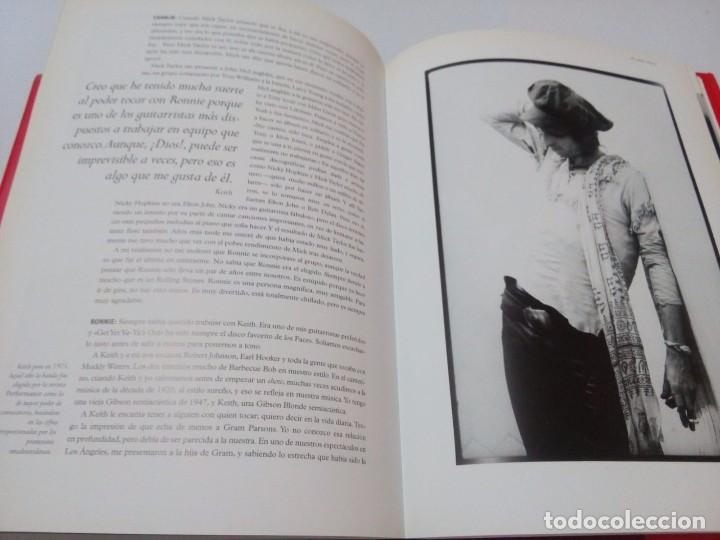Catálogos de Música: According to The Rolling Stones ( en castellano) - Mick Jagger; Keith Richards; Charlie Watts; Ronni - Foto 2 - 139311842