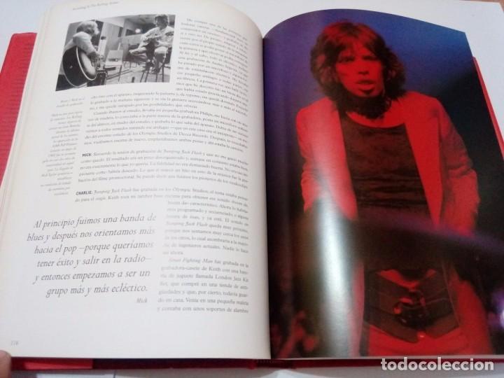 Catálogos de Música: According to The Rolling Stones ( en castellano) - Mick Jagger; Keith Richards; Charlie Watts; Ronni - Foto 3 - 139311842