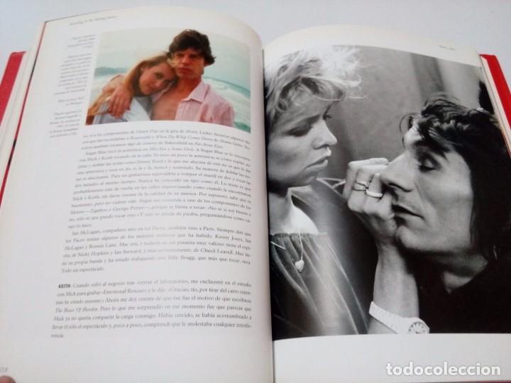 Catálogos de Música: According to The Rolling Stones ( en castellano) - Mick Jagger; Keith Richards; Charlie Watts; Ronni - Foto 4 - 139311842
