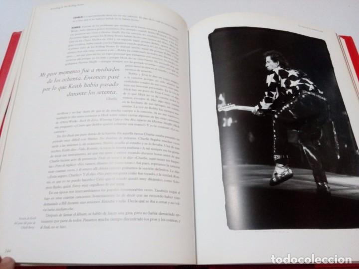 Catálogos de Música: According to The Rolling Stones ( en castellano) - Mick Jagger; Keith Richards; Charlie Watts; Ronni - Foto 5 - 139311842