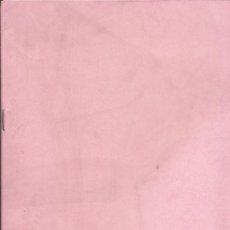 Catálogos de Música: PROGRAMA RECITAL EXTRAORDINARIO JOSÉ ITURBI. TEATRO REAL. MADRID. 1974. PIANO. 27X16 CM.. Lote 139742006