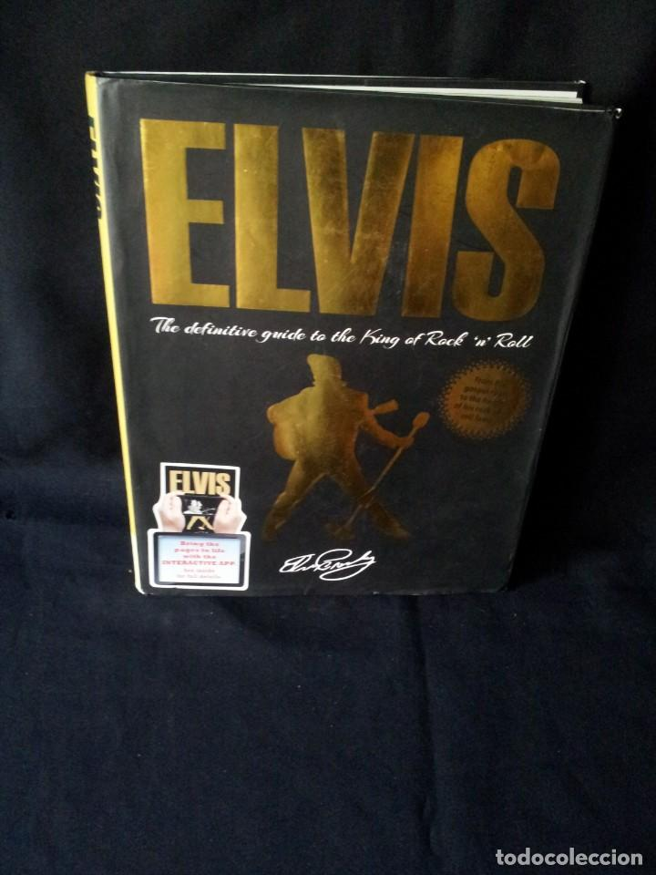 ELVIS - THE DEFINITIVE GUIDE TO THE KING OF ROCK'N'ROLL - IGLOO BOOKS 2013 - IDIOMA INGLES (Música - Catálogos de Música, Libros y Cancioneros)