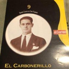 Catálogos de Música: 'GRANDES CLÁSICOS DEL CANTE FLAMENCO'. FASCÍCULO Nº 9. EL CARBONERILLO. NUEVO.. Lote 243820805