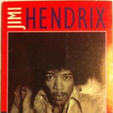 Catálogos de Música: JIMI HENDRIX. - FERMIN LARRONDO - MIDONS EDITORIAL 1994. Lote 141517610