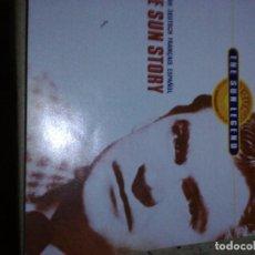 Catálogos de Música: LIBRETO TIPO CD SUN RECORDS ROCKABILLY. Lote 143912666
