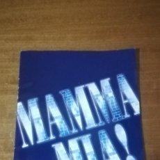 Catálogos de Música: MAMMA MIA - REVISTA - ABBA - NINA - TEATRO LOPE DE VEGA. Lote 146307834