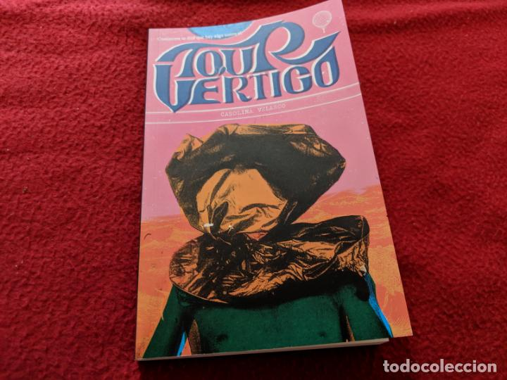TOUR VERTIGO CAROLINA VELASCO 2018 LIBROS WALDEN 200 PAGINAS LIBRO ORAL LOS PLANETAS+ASTRUD+PUNSETES (Música - Catálogos de Música, Libros y Cancioneros)