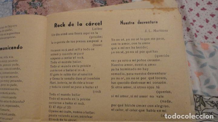 Catálogos de Música: MELODIAS ROCKS Y TWIST.DUO DINAMICO.JOSE GUARDIOLA. - Foto 3 - 147779282