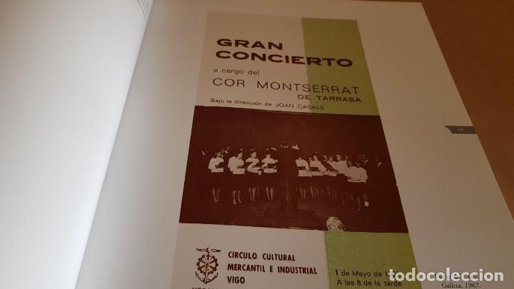 Catálogos de Música: COR MONTSERRAT / 1966-2006. 40 ANIVERSARI / LIBRO HISTÓRICO-MUSICAL. TERRASSA. - Foto 4 - 148780478
