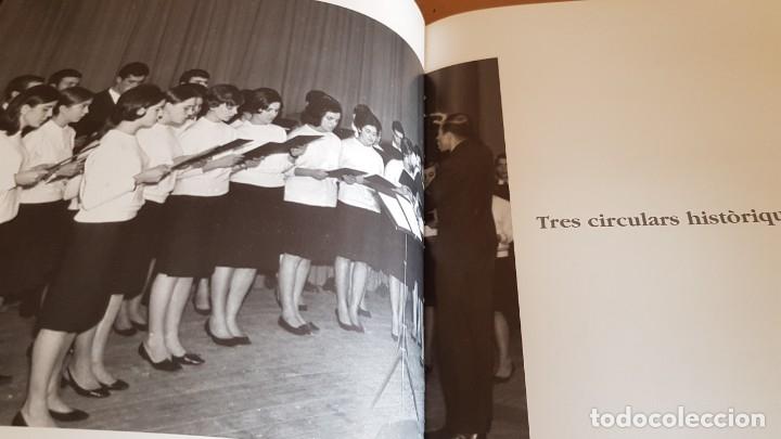 Catálogos de Música: COR MONTSERRAT / 1966-2006. 40 ANIVERSARI / LIBRO HISTÓRICO-MUSICAL. TERRASSA. - Foto 2 - 148780478